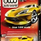 AutoWorld 2014 Dodge Viper SRT 1:64 Diecast