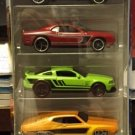 Hot Wheels 5 Pack Muscle Cars from 1968 - Muscle Mania - 2017