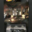 "2015 Hot Wheels Batman Series ""Batman Begins"" (The Tumbler)"