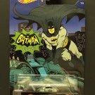 2015 Hot Wheels Batman Series Classic TV Series Batmobile