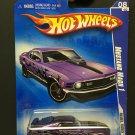 Hot Wheels Mustang Mach 1 - Rebel Rides '09