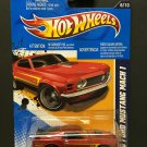 Hot Wheels '70 Ford Mustang Mach 1 Muscle Mania 2011