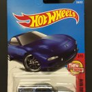 Hot Wheels '95 Mazda RX-7 Then and Now - 3/10 2016