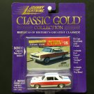 Johnny Lightning *Classic Gold* Collection 1969 Hurst S/C Rambler REAL RUBBER TIRES