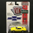 M2 Machines 1969 Pontiac GTO Judge - Yellow