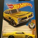 Hot Wheels 1967 Pontiac GTO - Muscle Mania 8/10