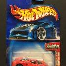 "Hot Wheels Enzo Ferrari ""Tooned"" 2004 First Editions"