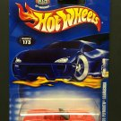 Hot Wheels '70 Plymouth Barracuda - Mattel Wheels