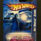 Hot Wheels Shelby Cobra 427 S/C - Hot Wheels Stars 2007