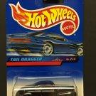 Hot Wheels Tail Dragger (Purple) 2/4 1999