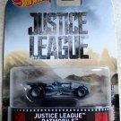 Hot Wheels Retro Entertainment 2017 Gray Batman Justice League Batmobile