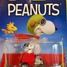 Hot Wheels Retro Entertainment Red 2017 Peanuts Snoopy Car