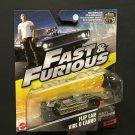 Mattel Fast & Furious 6 Flip Car Vire O Carro 2016 3/32