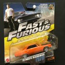 Mattel Fast & Furious 7 Plymouth Road Runner 1970 2/32 - 2016