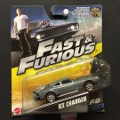 Mattel Fast & Furious F8 Ice Charger 23/32 - 2016