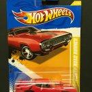 Hot Wheels '71 Plymouth Road Runner - RED - 2012 HW Premiere