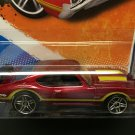 "Hot Wheels Olds 442 "" Hot Auction"" 2010"