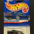 Hot Wheels Deuce Roadster - 2000 First Editions 6/36 (1999)