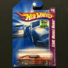 Hot Wheels '68 Plymouth Hemi Cuda - Team: Muscle Mania 2007 Factory Sealed