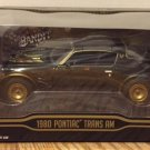 GREENLIGHT 1980 Smokey and the Bandit II Trans Am Diecast 1:24