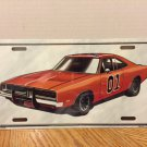 The Dukes of Hazzard General Lee 1969 Dodge Charger Licence Plate