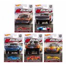 Hot Wheels REDLINERS Real Riders set of 5