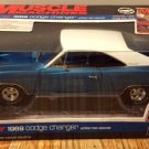 "Auto World American Muscle 1969 Dodge Charger ""Hemmings Cover Car"" 1/18 Diecast"