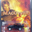 GREENLIGHT Hollywood Series 16 - MACGYVER - 1987 Jeep Wrangler YJ - 1:64