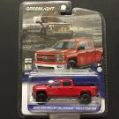 Greenlight Collectibles 2015 Chevrolet Silverado Rally Edition - Limited Edition - RED