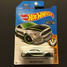 Hot Wheels Zamac 2017 Ford Shelby GT350R - Silver - Muscle Mania 2/10