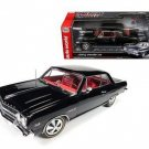 Auto World AMERICAN MUSCLE 50th Anniversary 1965 Chevrolet Chevelle Z-16 396 AMM1061 1/18