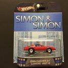Hot Wheels Retro Entertainment Simon & Simon 1985 Chevrolet Camaro IROC-Z