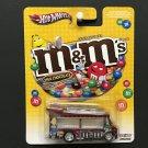 Hot Wheels M&M's Chocolate Candies Smokin' Grille Real Riders Metal 1/64