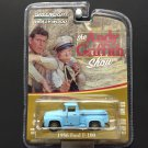 Greenlight Collectibles The Andy Griffith Show 1956 Ford F-100 Series 17 Limited Edition 1/64