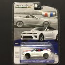 Greenlight Collectibles 2017 Chevrolet Camaro SS Convertible Series 2 Limited Edition