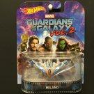 Hot Wheels Retro Entertainment Marvel Guardians of the Galaxy Vol. 2 - MILANO