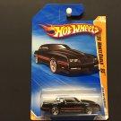 Hot Wheels '86 Monte Carlo SS - BLACK - 2010 HW Premiere '10