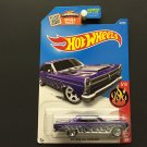 Hot Wheels '66 Ford 427 Fairlane - HW Flames 5/10 (2016)