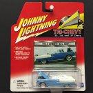 Johnny Lightning 1955 Chevy Bel Air Tri-Chevy Edition