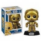 Funko Pop! Star Wars C-3PO Bobblehead Collectors Toy