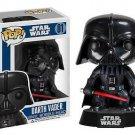 Funko Pop! Star Wars Darth Vader Bobblehead Collectors Toy