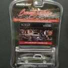 2018 GreenLight Scottsdale Arizona Series 2 Barrett Jackson 1970 Chevrolet Camaro Z/28