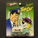 Hot Wheels Hannah Barbera TOP CAT 51' GMC Real Riders Metal
