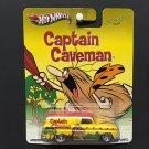 Hot Wheels HANNAH BARBERA Captain Caveman 64' GMC Panel Real Riders Metal