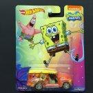 Hot Wheels Nickelodeon PATRICK & SPONGEBOB Custom '52 Chevy Real Riders Metal