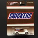 Hot Wheels MARS'S Snickers Anglia Panel Truck - Real Riders Metal