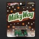 Hot Wheels MARS'S Milky Way Bread Box Truck - Real Riders Metal