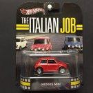 Hot Wheels Retro Entertainment The Italian Job Morris Mini
