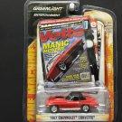 "Greenlight Entertainment ""Vette Maniac Midyear"" 1967 Chevrolet Corvette"