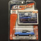 Greenlight Muscle 1968 Chevrolet Chevelle SS - BLUE